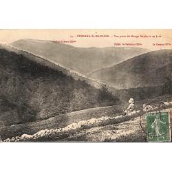 ABAO 88 - Vosges [88] Bussang-St-Maurice - Vue prise du Rouge Gazon.