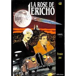 ABAO Bandes dessinées La Rose de Jéricho 01