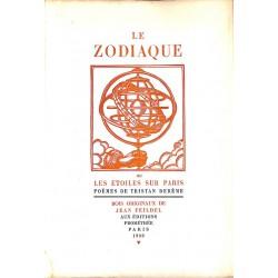 Littérature Dereme (Tristan) - Le Zodiaque.