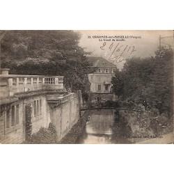 ABAO 88 - Vosges [88] Charmes-sur-Moselle - Le Canal du moulin.