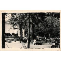 ABAO 88 - Vosges [88] Contrexéville - Concert dans le Parc.