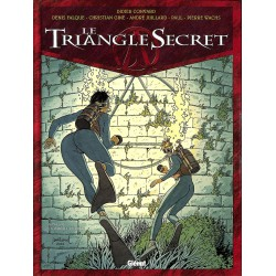 Bandes dessinées Le Triangle secret 06