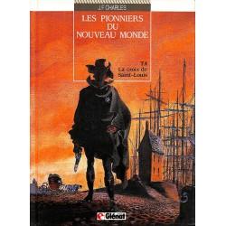 ABAO Bandes dessinées Les pionniers du Nouveau Monde 04