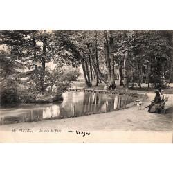 ABAO 88 - Vosges [88] Vittel - Un coin du Parc.