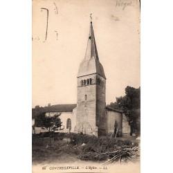 ABAO 88 - Vosges [88] Contrexéville - L'Eglise.
