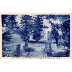 ABAO 88 - Vosges [88] Charmes - Jardin et Maison de Campagne de Maurice Barrès.
