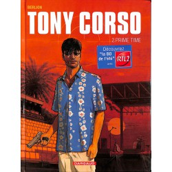 Bandes dessinées Tony Corso 02
