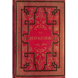 1800-1899 HERICAUT, Charles d'.- LA REVOLUTION 1789-1882.