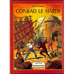 ABAO Bandes dessinées Conrad le Hardi