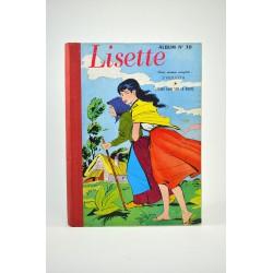 ABAO Bandes dessinées Lisette (après-guerre) - Album n°30