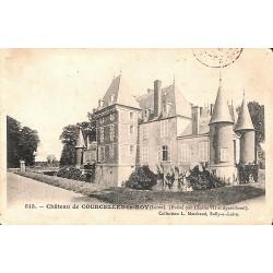 ABAO 45 - Loiret [45] Courcelles-le-Roy - Château.