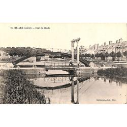 ABAO 45 - Loiret [45] Briare - Pont du Rialto.