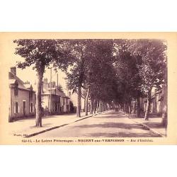 ABAO 45 - Loiret [45] Nogent-sur-Vernisson - Rue d'Eichthai.
