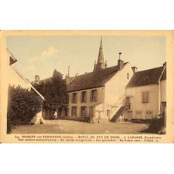 ABAO 45 - Loiret [45] Nogent-sur-Vernisson - Hôtel du Puy de Dôme.