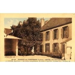 ABAO 45 - Loiret [45] Nogent-sur-Vernisson - Hôtel du Puy-de-Dôme.