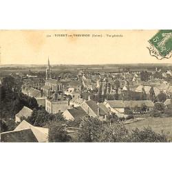 ABAO 45 - Loiret [45] Nogent-sur-Vernisson - Vue générale.