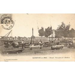 ABAO 17 - Charente-Maritime [17] Rochefort-sur-Mer - Arsenal. Terre-plein de l'Artillerie.