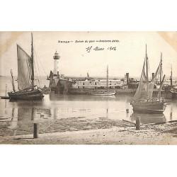 ABAO 17 - Charente-Maritime [17] Royan - Entrée du Port. Ancienne Jetée.