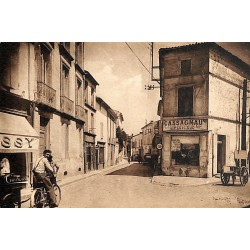 ABAO 17 - Charente-Maritime [17] Cozes - Carrefour du Centre.