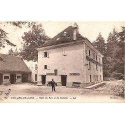 38 - Isère [38] Villard-de-Lans - Hôtel du Parc et du Château.