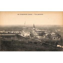 38 - Isère [38] Pusignan - Vue générale.