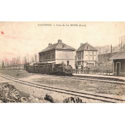 38 - Isère [38] Le Dauphiné - Gare de La Mure.