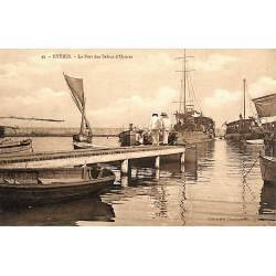 ABAO 83 - Var [83] Hyères - Le Port des Salins d'Hyères.