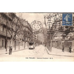 83 - Var [83] Toulon - Avenue Vauban.