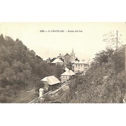 73 - Savoie [73] Le Chatelard - Entrée côté Sud.