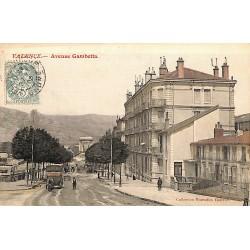 ABAO 26 - Drôme [26] Valence - Avenue Gambetta.