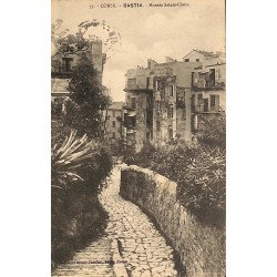ABAO 20 - Corse [20] Bastia - Montée Sainte-Claire.