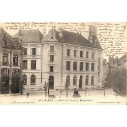 ABAO 16 - Charente [16] Angoulême - Hôtel des Postes et Télégraphes.