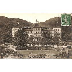 ABAO 12 - Aveyron [07] Vals-les-Bains - Propriété de la Société Générale des Eaux de Vals (St-Jean).