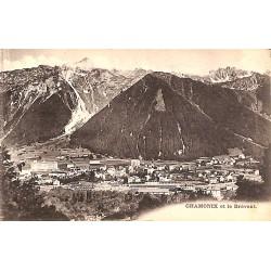ABAO 74 - Haute Savoie [74] Chamonix - et le Brévent.