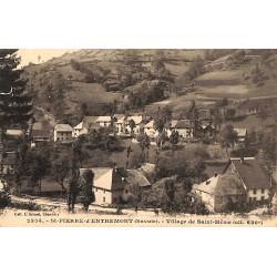 73 - Savoie [73] Saint-Pierre-d'Entremont - Village de Saint-Même.
