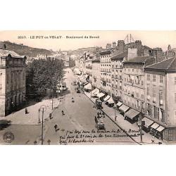 43 - Haute Loire [43] Le Puy-en-Velay - Boulevard du Breuil.