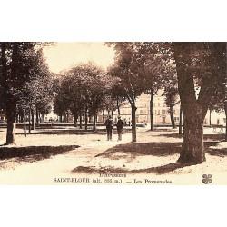 ABAO 15 - Cantal [15] Saint-Flour - Les Promenades.