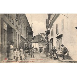 ABAO 73 - Savoie [73] Saint-Genix-sur-Guiers - La Grande Rue.