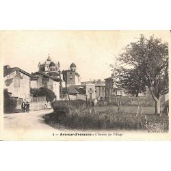 01 - Ain [01] Ars-sur-Formans - L'Entrée du Village.