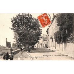 01 - Ain [01] Miribel - Les Balmes, côté Ouest.