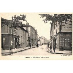 ABAO 46 - Lot [46] Cahors - Entrée de la rue du Lycée.