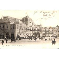 06 - Alpes Maritimes [06] Nice - Le Casino Municipal.