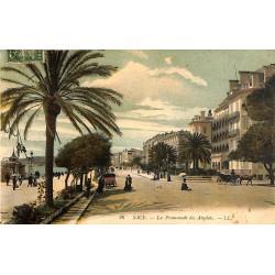 06 - Alpes Maritimes [06] Nice - La Promenade des Anglais.