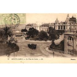 ABAO Monaco Monte-Carlo - La Place du Casino.