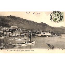 ABAO Monaco Monte-Carlo - Vue prise de Monaco.
