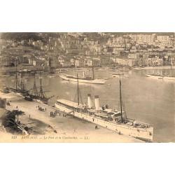 ABAO Monaco Monaco - Le Port et la Condamine.