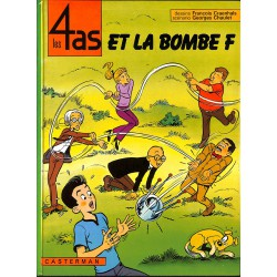 ABAO Bandes dessinées Les 4 as 13