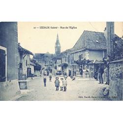 38 - Isère [38] Izeaux - Rue de l'Eglise.