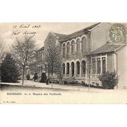 ABAO 38 - Isère [38] Bourgoin - Hospice des Vieillards.