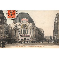 ABAO 75 - Paris [75] Paris - Hippodrome Bostock.